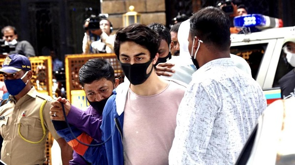 Mumbai court rejects bail plea of Aryan Khan, 2 others (File Photo)