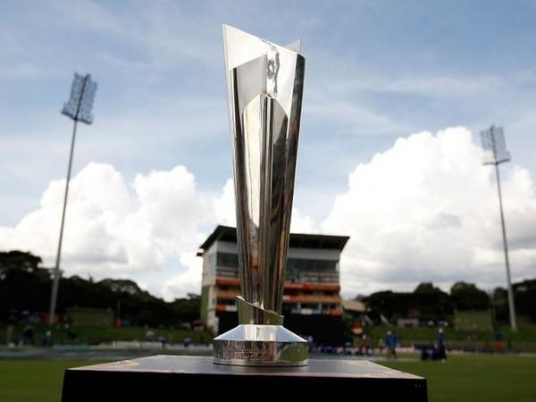 T20 World Cup Trophy (Pic Source- ICC Twitter)