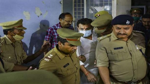 Ashish Mishra sent to 3-day police custody (File Photo)