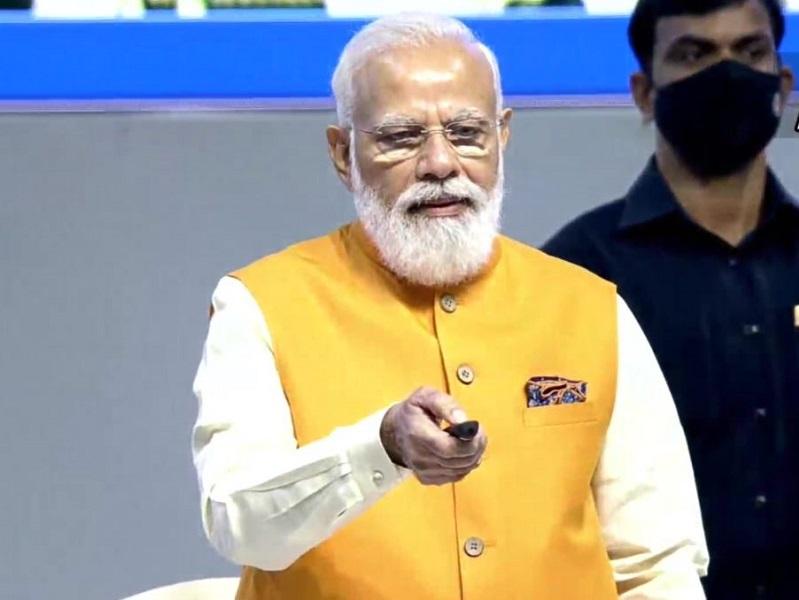 PM Modi launches GatiShakti Master Plan